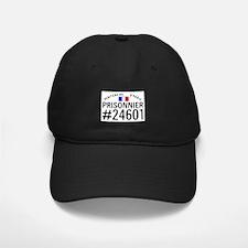 Prisonnier #24601 Baseball Hat