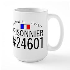 Prisonnier #24601 Mug