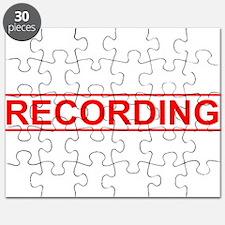 Recording Puzzle