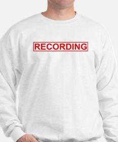 Recording Sweatshirt