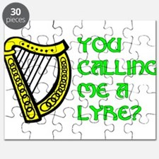You Calling Me A Lyre? Puzzle