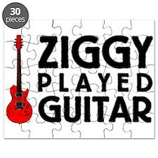 Ziggy Played Guitar Puzzle