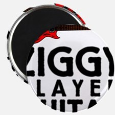 Ziggy Played Guitar Magnet