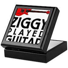 Ziggy Played Guitar Keepsake Box