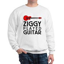 Ziggy Played Guitar Sweatshirt