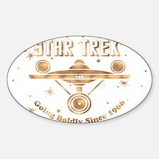 property of trek copper copy Decal