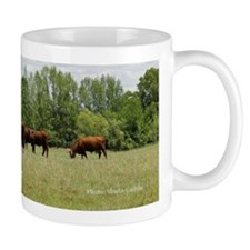 Milking Devon Mug Cattle Mugs