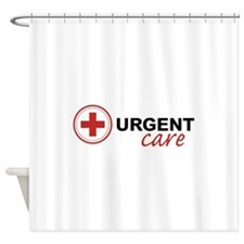 Urgent Care Shower Curtain