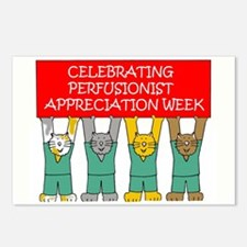 Perfusionist Appreciation Postcards (Package of 8)