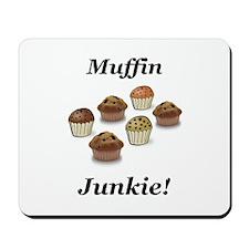 Muffin Junkie Mousepad