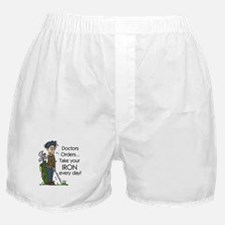 Golf Iron Every Day Boxer Shorts