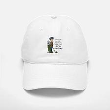 Golf Iron Every Day Baseball Baseball Cap