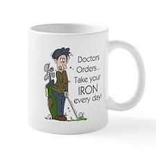 Golf Iron Every Day Mug