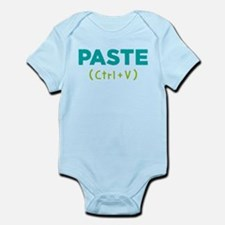 Paste (ctrl+v) Infant Body Suit