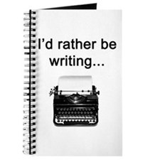 Rather be Writing Journal