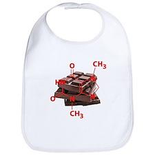 Chocolate Chemistry Bib