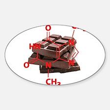 Chocolate Chemistry Decal