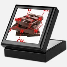 Chocolate Chemistry Keepsake Box
