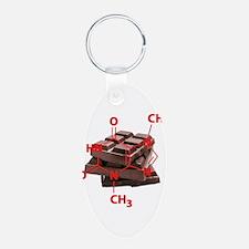 Chocolate Chemistry Keychains