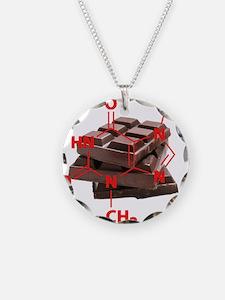 Chocolate Chemistry Necklace