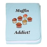Muffin Addict baby blanket