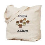 Muffin Addict Tote Bag