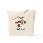 Muffin Addict Tote Bag