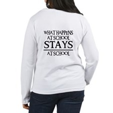 STAYS AT SCHOOL T-Shirt