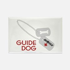 Guide Dog Magnets