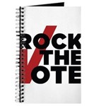 Rock The Vote - Journal