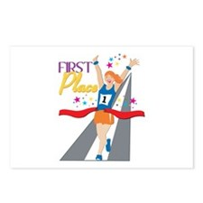 First Place Postcards (Package of 8)