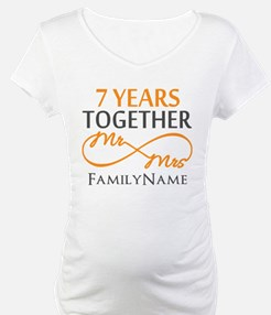 7th anniversary Shirt