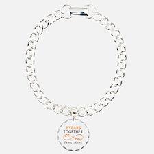 8th anniversary Bracelet