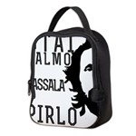 Stai calmo e passala a Pirlo Neoprene Lunch Bag