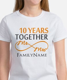 10th anniversary Women's T-Shirt