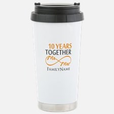 10th anniversary Travel Mug