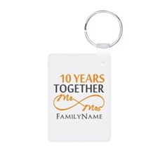 10th anniversary Keychains