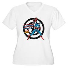 Captain America P T-Shirt
