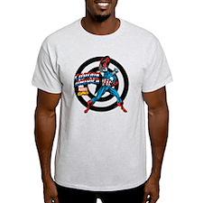Captain America Power T-Shirt