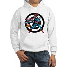 Captain America Power Hoodie