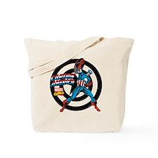 Captain America Power Tote Bag