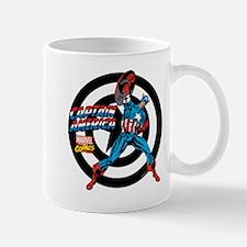 Captain America Power Mug