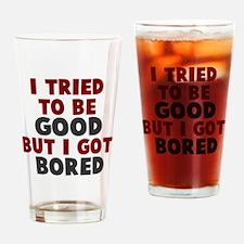 I tried Drinking Glass