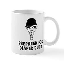 Prepared for diaper Mugs