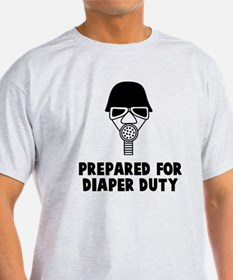 Prepared for diaper T-Shirt