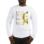 Stai calmo e passala a Pirlo Long Sleeve T-Shirt