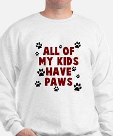 Kids paws Jumper