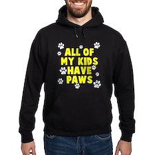 Kids paws Hoodie