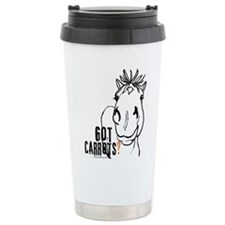 GotCarrots1.png Travel Mug