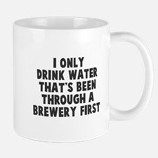 Only Drink Brewery Mugs